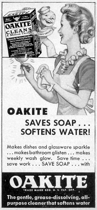 OAKITE WOMAN'S DAY 09/01/1946 p. 85
