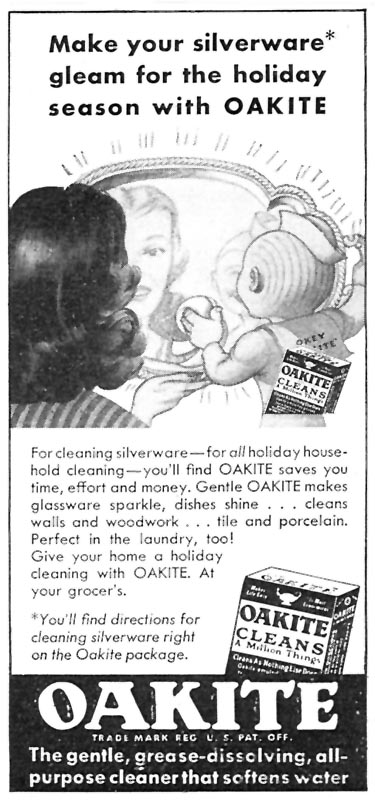 OAKITE WOMAN'S DAY 11/01/1946 p. 72