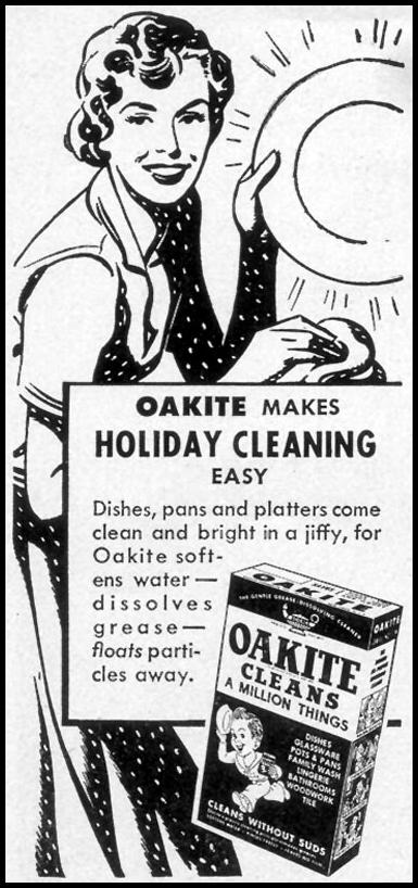 OAKITE WOMAN'S DAY 11/01/1949 p. 140