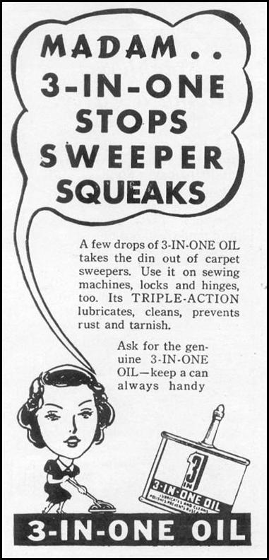 3-IN-ONE OIL WOMAN'S DAY 05/01/1939 p. 47