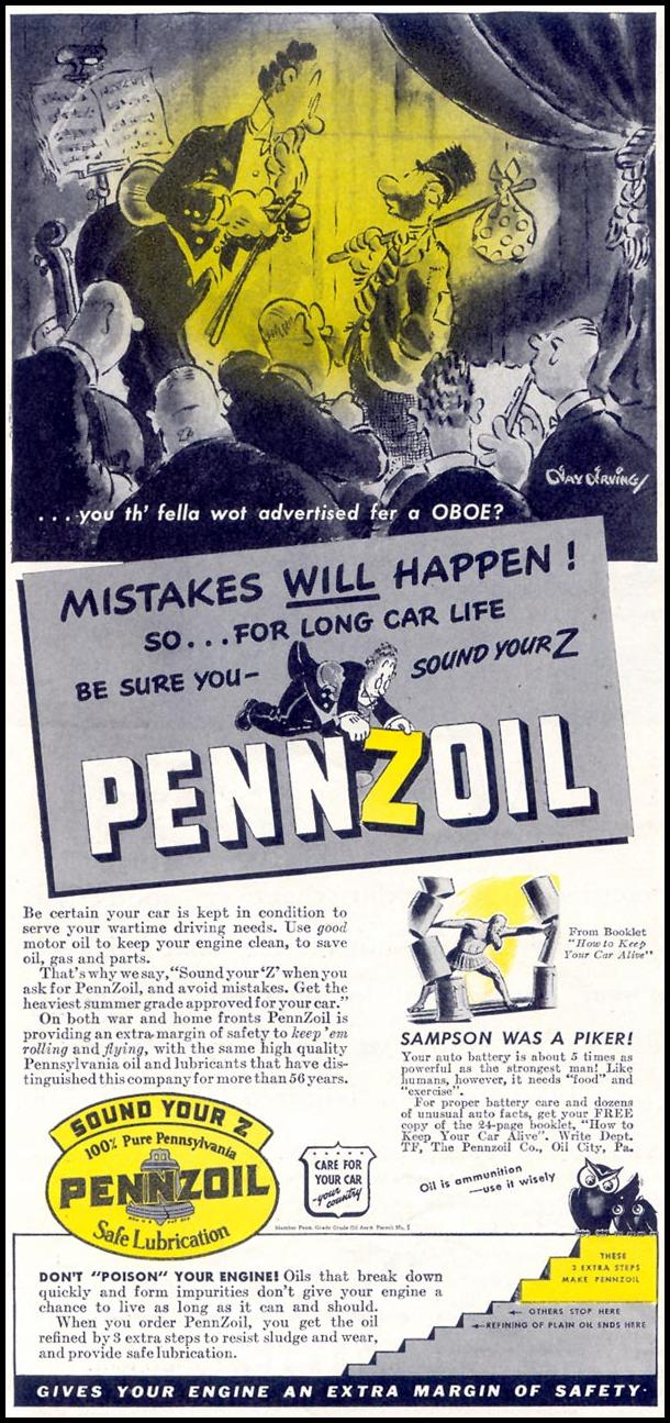 PENNZOIL MOTOR OIL TIME 06/15/1942 p. 76