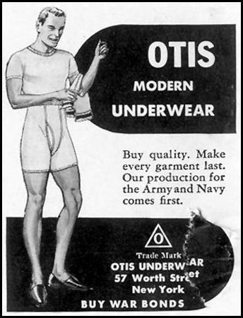 OTIS UNDERWEAR LIFE 05/24/1943 p. 100