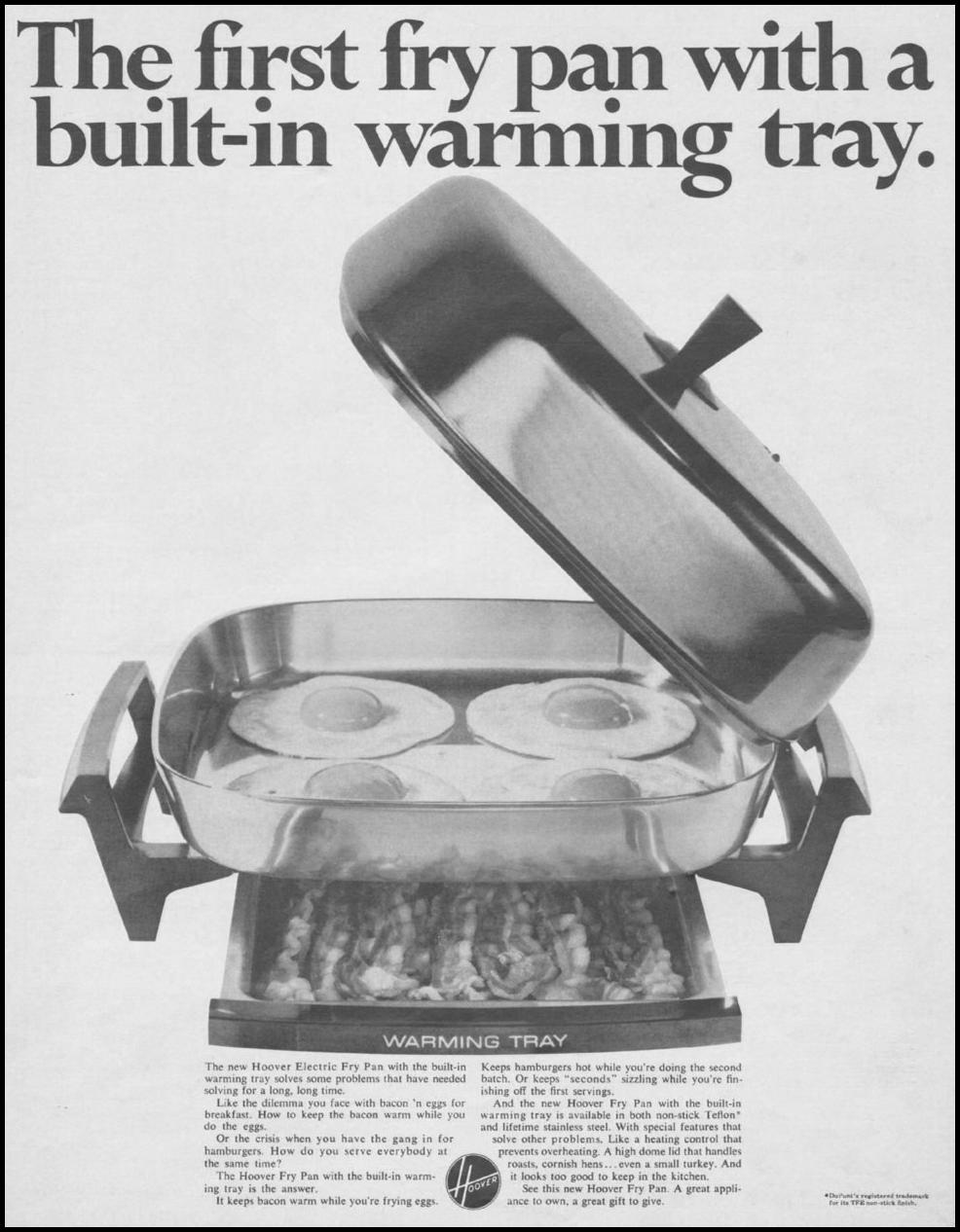 HOOVER ELECTRIC FRY PAN LIFE 11/04/1966 p. 17