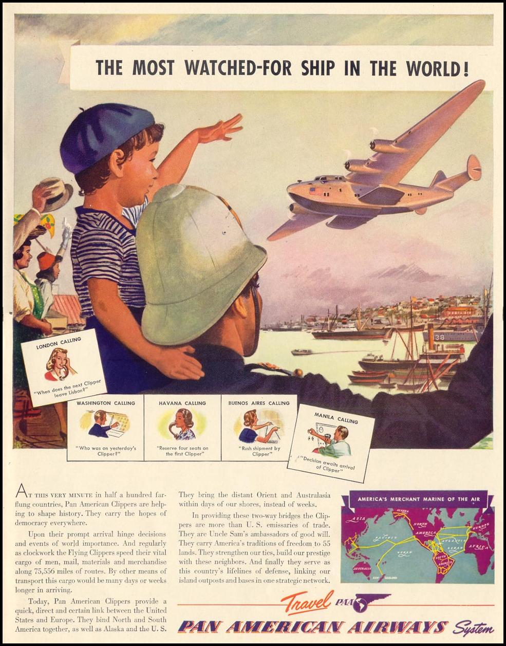 AIR TRAVEL LIFE 10/13/1941