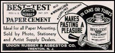 BEST-TEST PAPER CEMENT LIFE 09/30/1940 p. 97