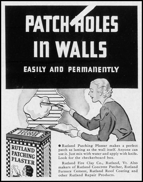 RUTLAND PATCHING PLASTER LIFE 09/27/1937 p. 93
