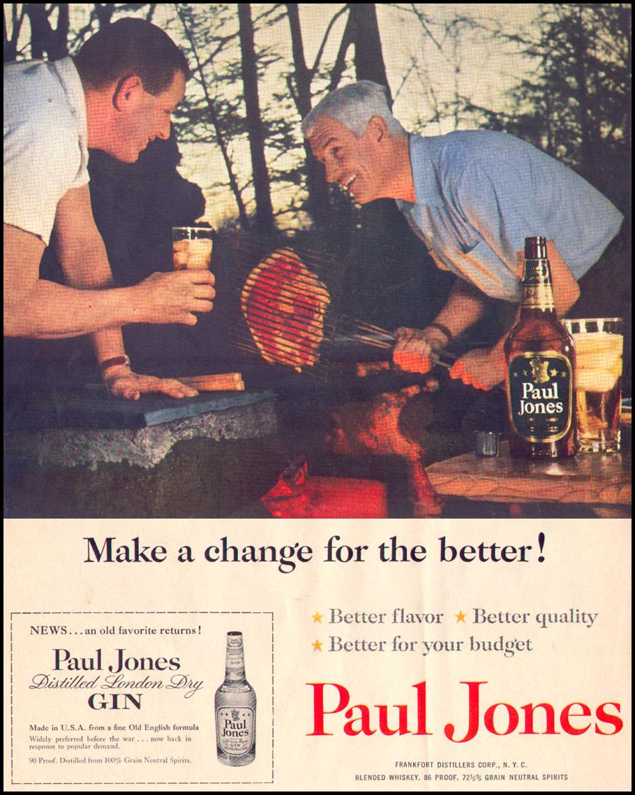 PAUL JONES BLENDED WHISKEY LIFE 07/12/1954 p. 24