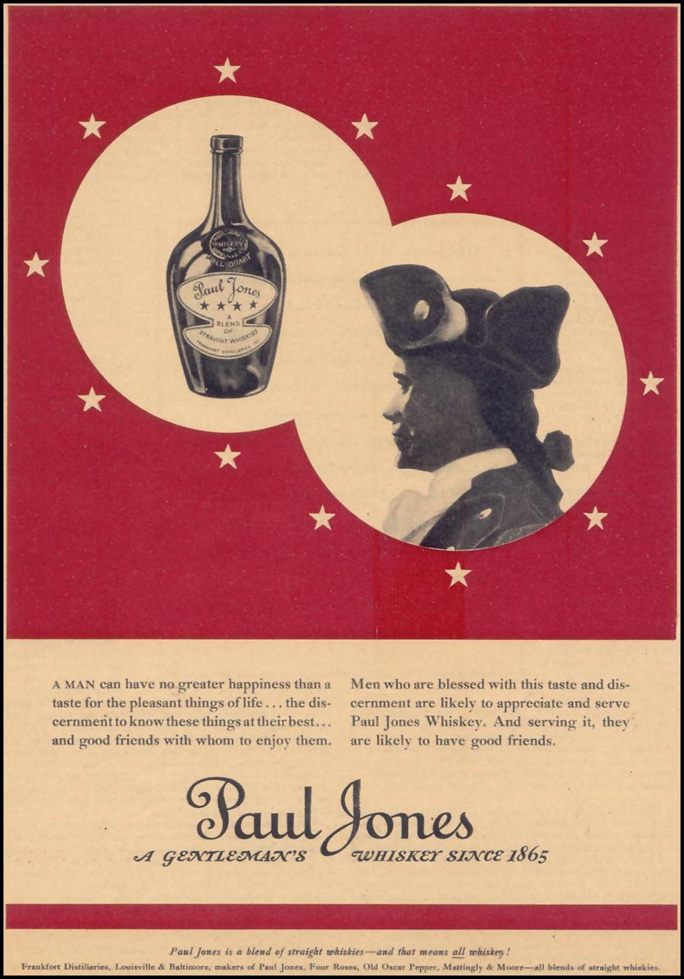 PAUL JONES WHISKEY LIBERTY 04/11/1936 p. 9