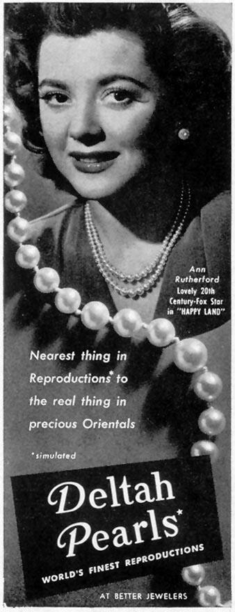 DELTAH PEARLS LIFE 11/08/1943 p. 110