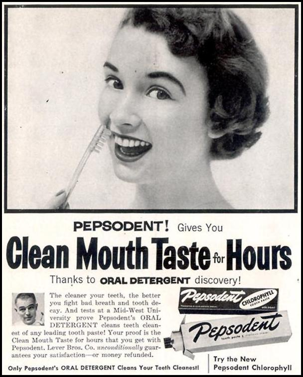 PEPSODENT TOOTHPASTE LIFE 04/13/1953 p. 178