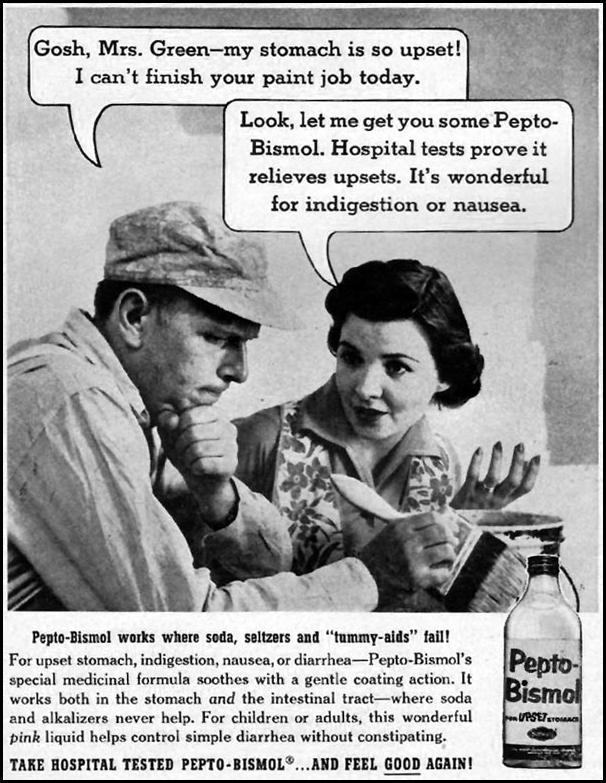 PEPTO-BISMOL LIFE 09/09/1957 p. 78
