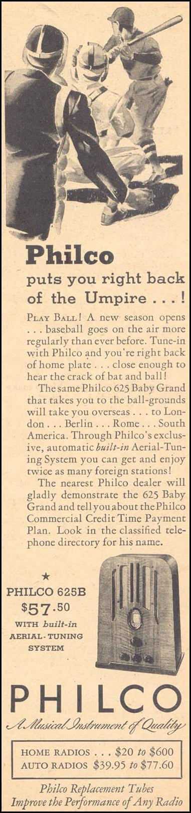 PHILCO RADIOS LIBERTY 04/11/1936 p. 47