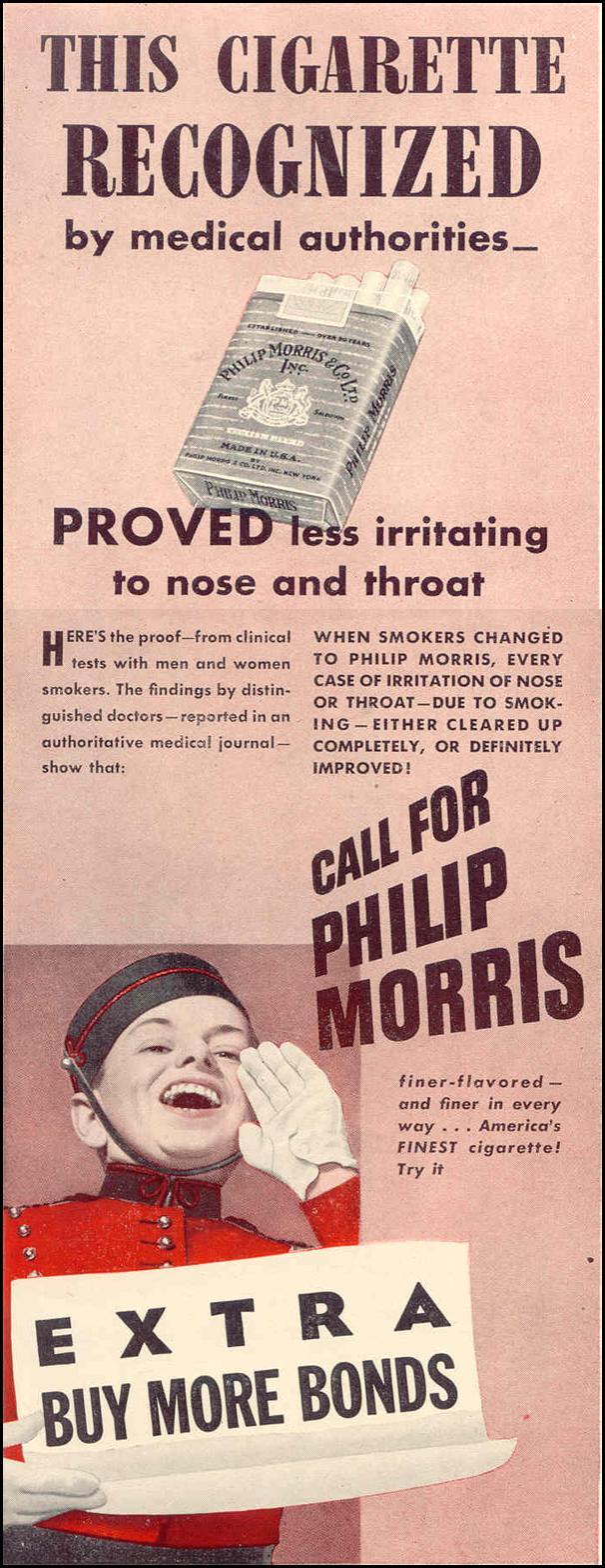 PHILIP MORRIS CIGARETTES LIFE 02/14/1944 p. 58
