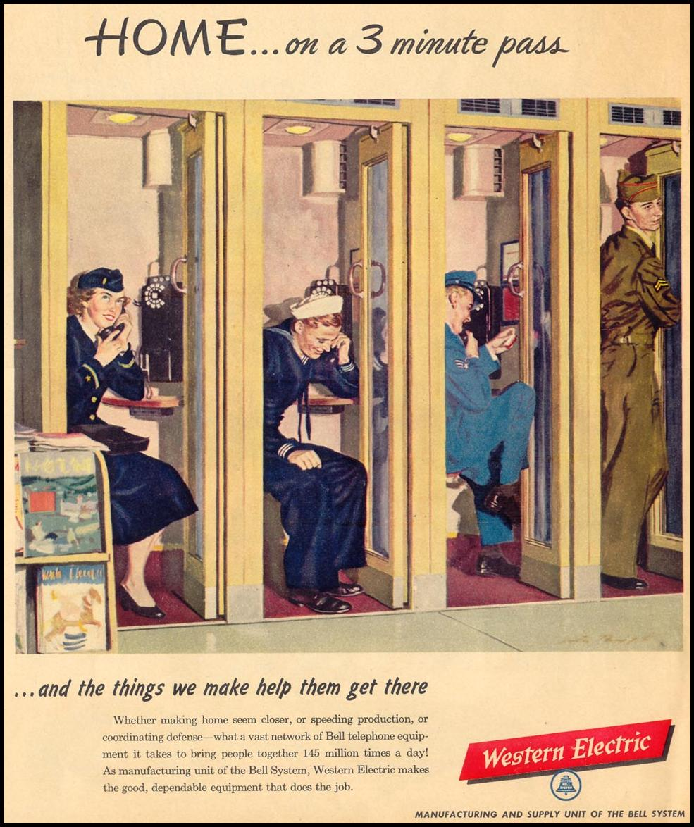 TELEPHONE SYSTEM LOOK 12/04/1951 p. 28