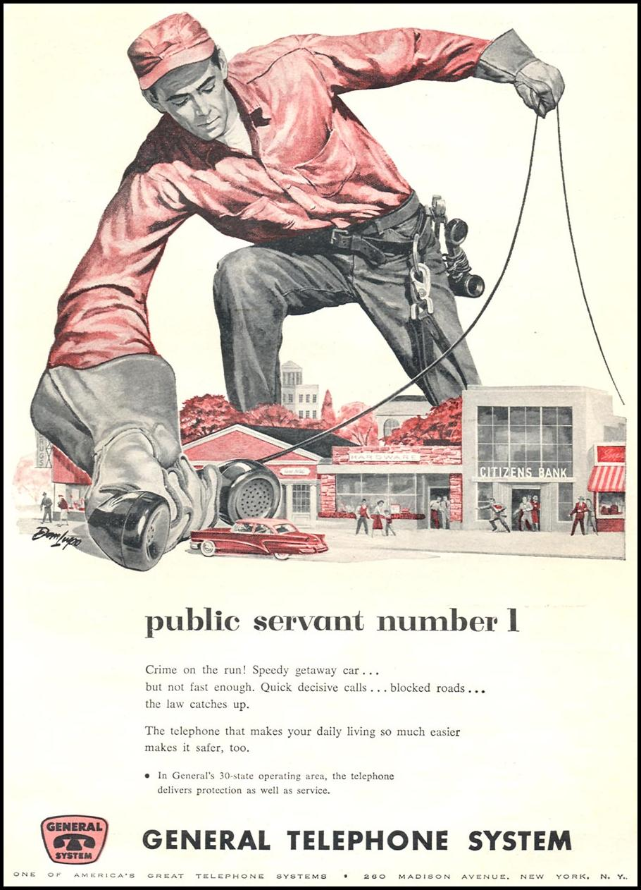 TELEPHONE SERVICE TIME 09/17/1956 p. 5