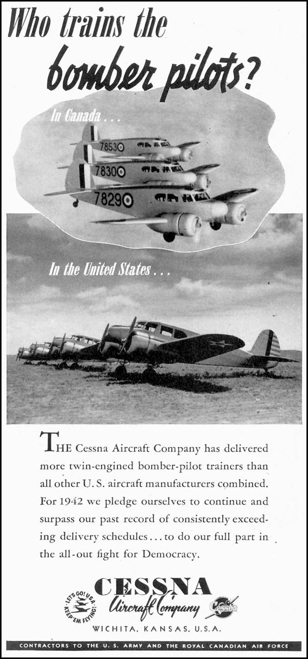 CESSNA WAR PRODUCTION TIME 02/16/1942 p. 44