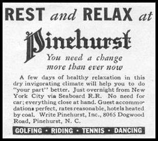 PINEHURST RESORT LIFE 11/02/1942 p. 100