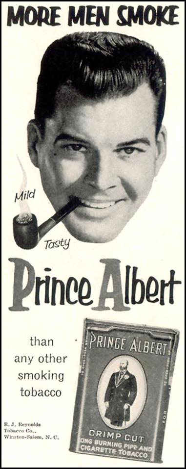 PRINCE ALBERT PIPE TOBACCO LIFE 04/13/1953 p. 54