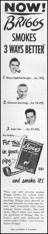 BRIGGS PIPE MIXTURE LIFE 04/17/1950 p. 35