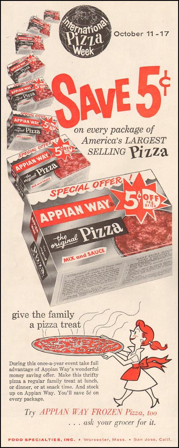 APPIAN WAY PIZZA MIX LIFE 10/05/1959 p. 124