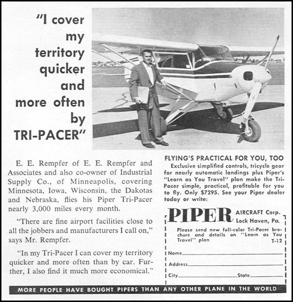 PIPER TRI-PACER TIME 09/17/1956 p. 104