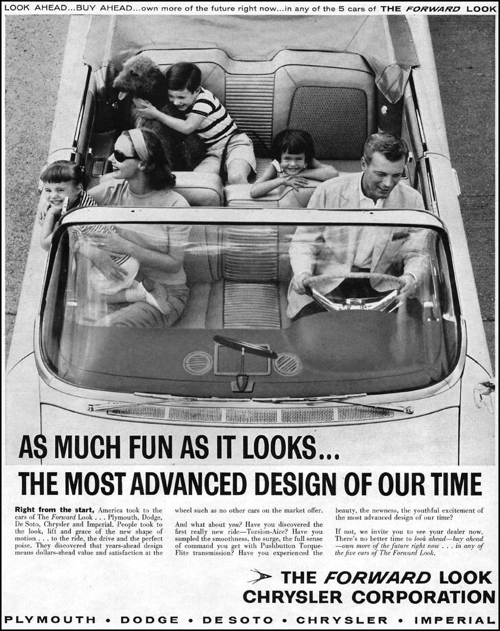 PLYMOUTH AUTOMOBILES LIFE 09/09/1957 p. 23