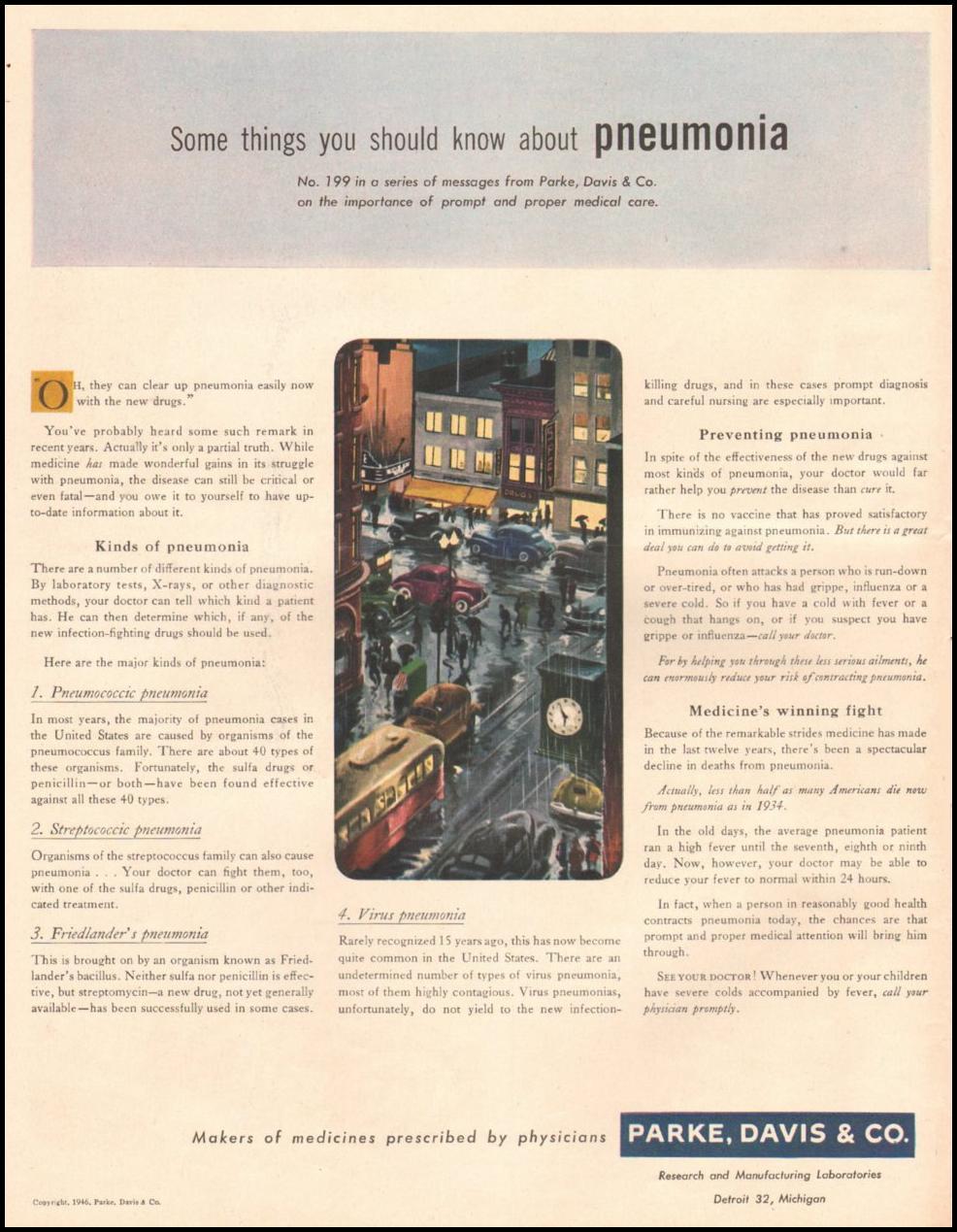 PHARMACEUTICALS LIFE 11/25/1946