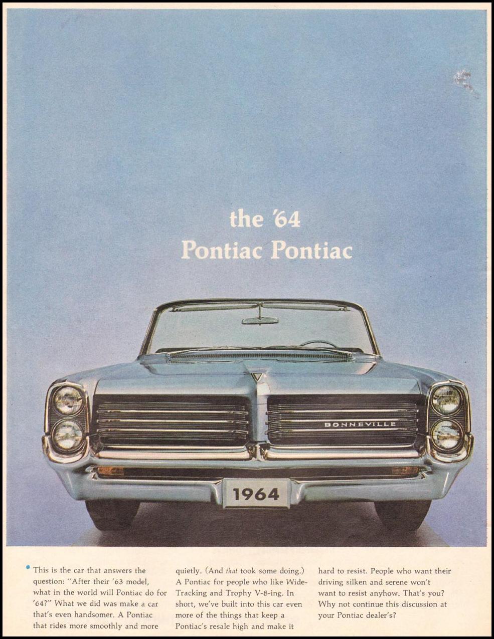 PONTIAC AUTOMOBILES TIME 10/04/1963 p. 24