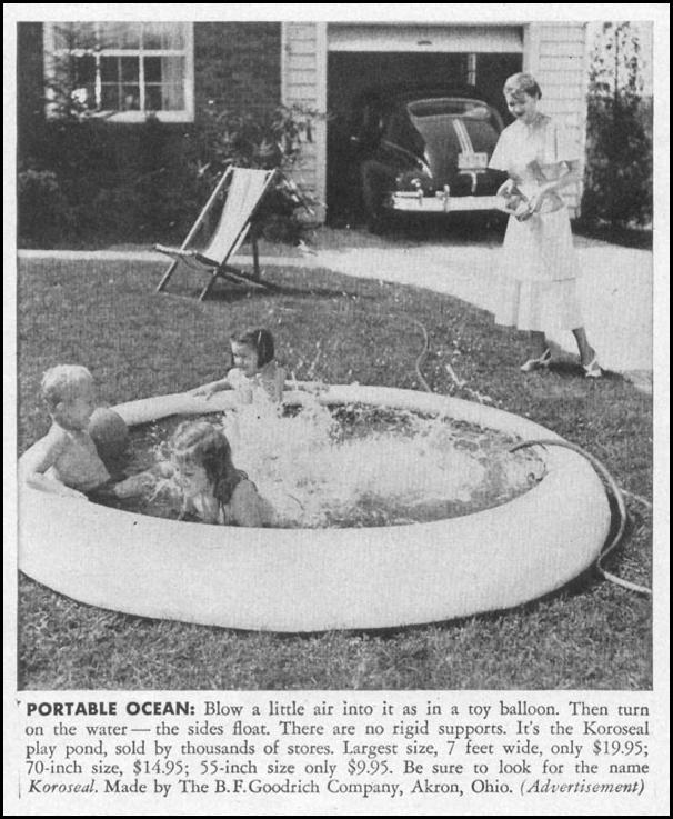 KOROSEAL PLAY POND LIFE 06/05/1950 p. 104