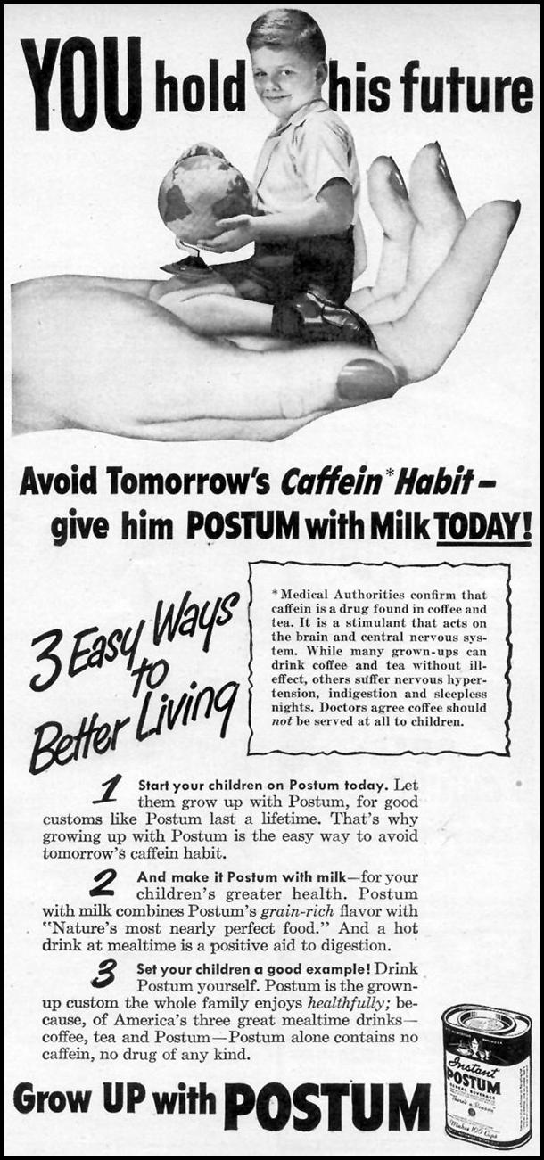 POSTUM WOMAN'S DAY 02/01/1947 p. 79