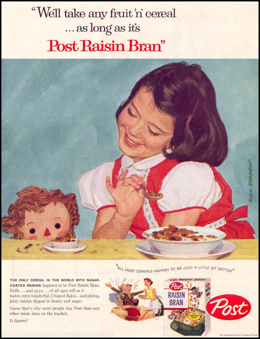 POST RAISIN BRAN LIFE 04/08/1957 p. 116