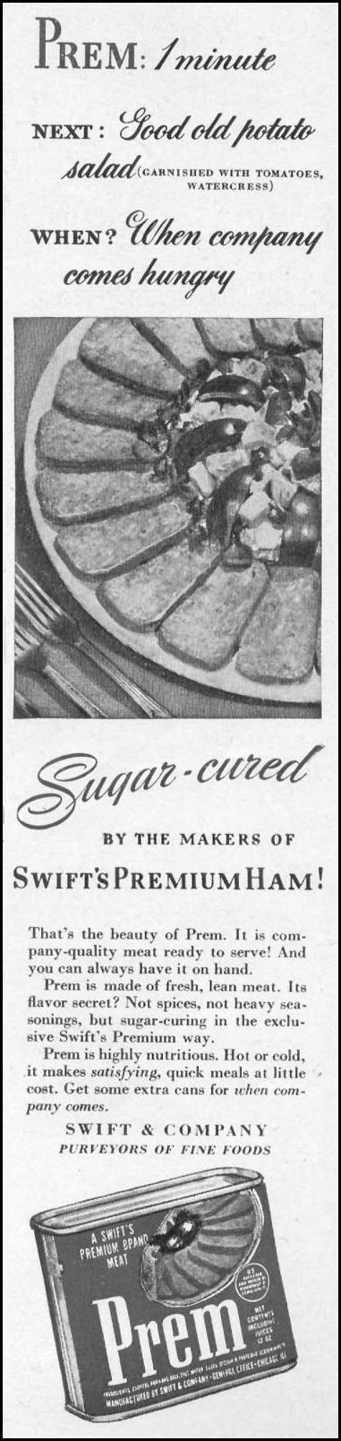 SWIFT'S PREM WOMAN'S DAY 09/01/1942 p. 5