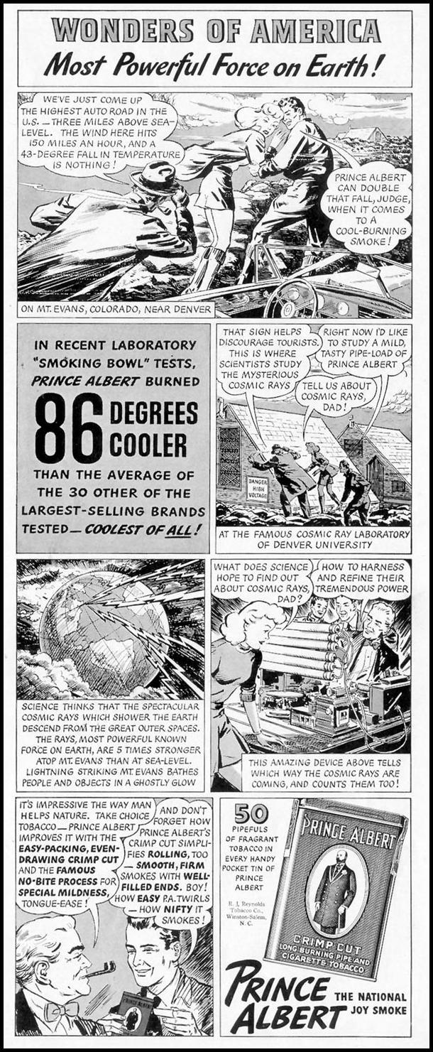 PRINCE ALBERT PIPE TOBACCO LIFE 06/23/1941 p. 19