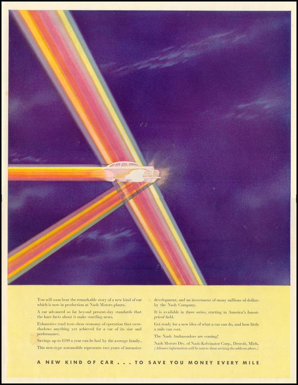NASH AUTOMOBILES LIFE 09/16/1940