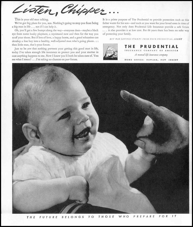 LIFE INSURANCE LIFE 02/14/1944 p. 20