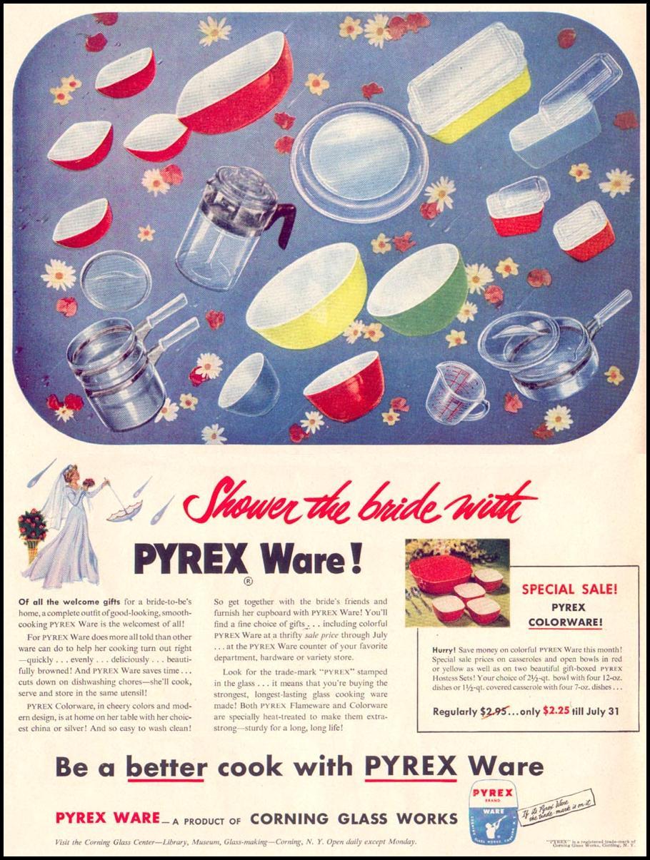 PYREX WARE LIFE 06/16/1952 p. 120