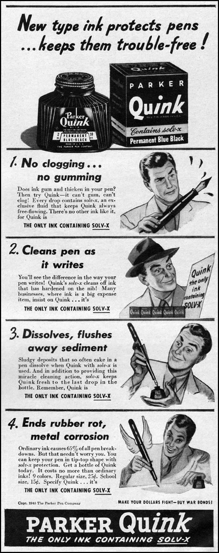 PARKER QUINK INK LIFE 03/12/1945 p. 11