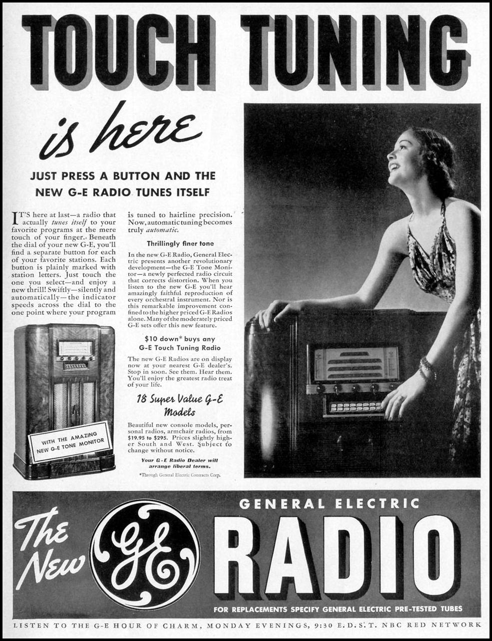 GENERAL ELECTRIC RADIO LIFE 09/06/1937 p. 99