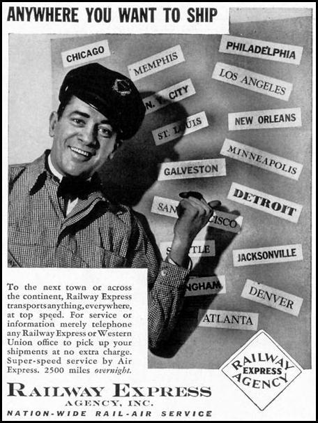 NATION-WIDE RAIL-AIR SERVICE LIFE 08/02/1937 p. 74