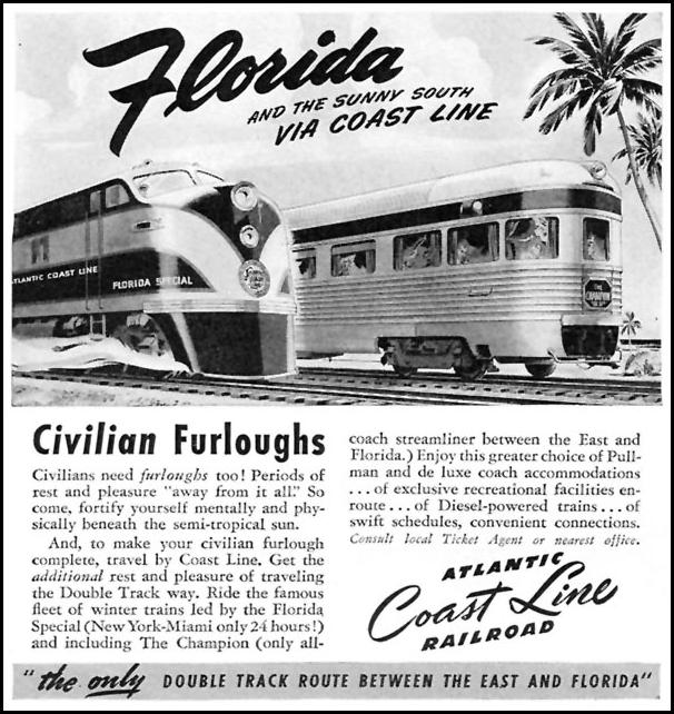 RAIL TRAVEL TIME 02/16/1942 p. 52