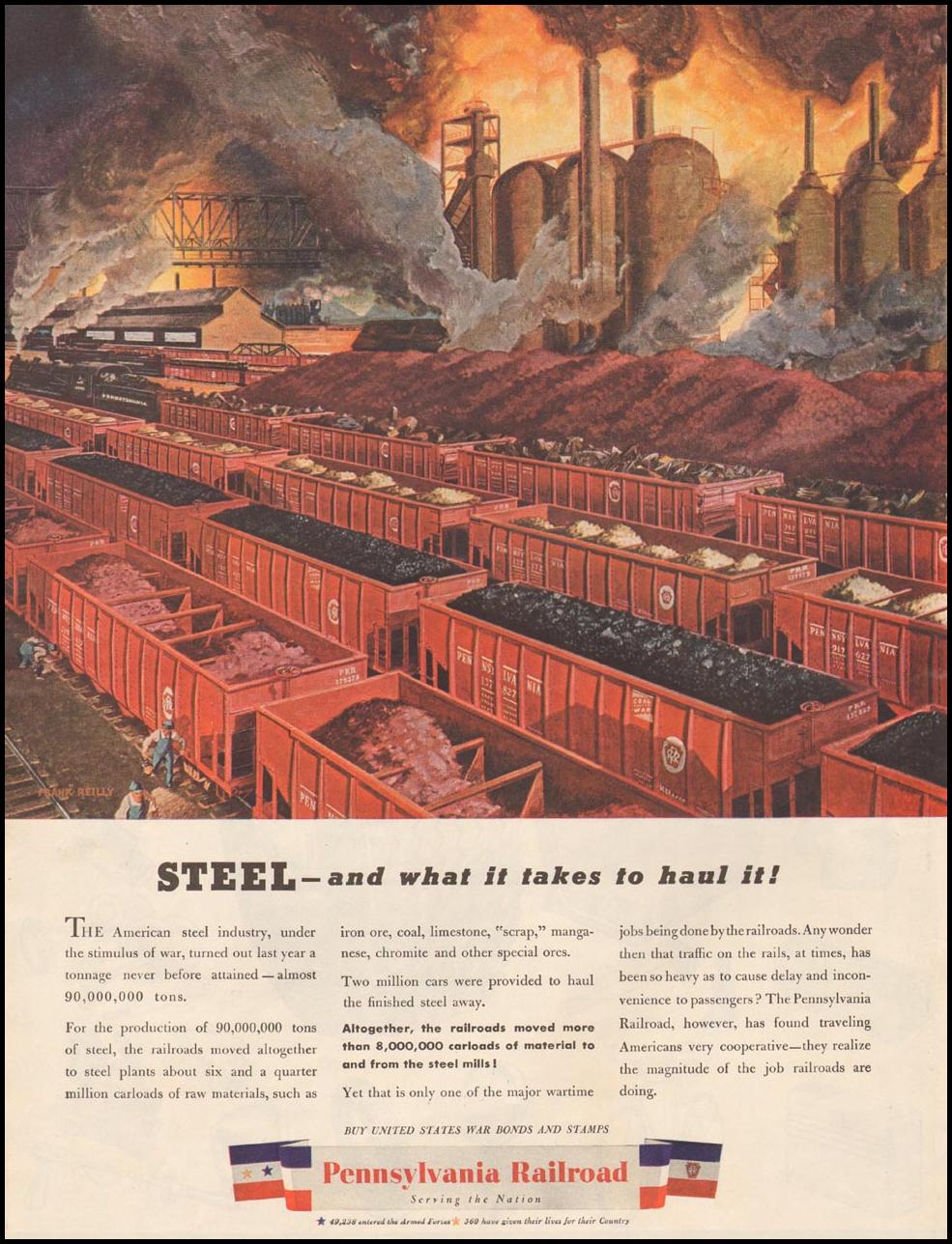 RAILROAD SYSTEM LIFE 11/13/1944 p. 24