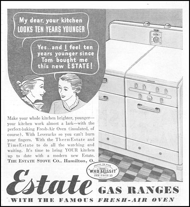 ESTATE RANGES GOOD HOUSEKEEPING 04/01/1936 p. 229