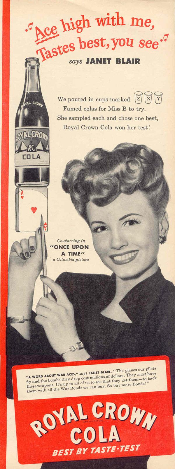 ROYAL CROWN COLA LIFE 02/14/1944 p. 119