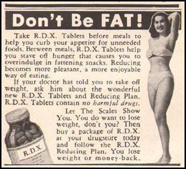 R. D. X. REDUCING PLAN LIFE 04/30/1951 p. 117