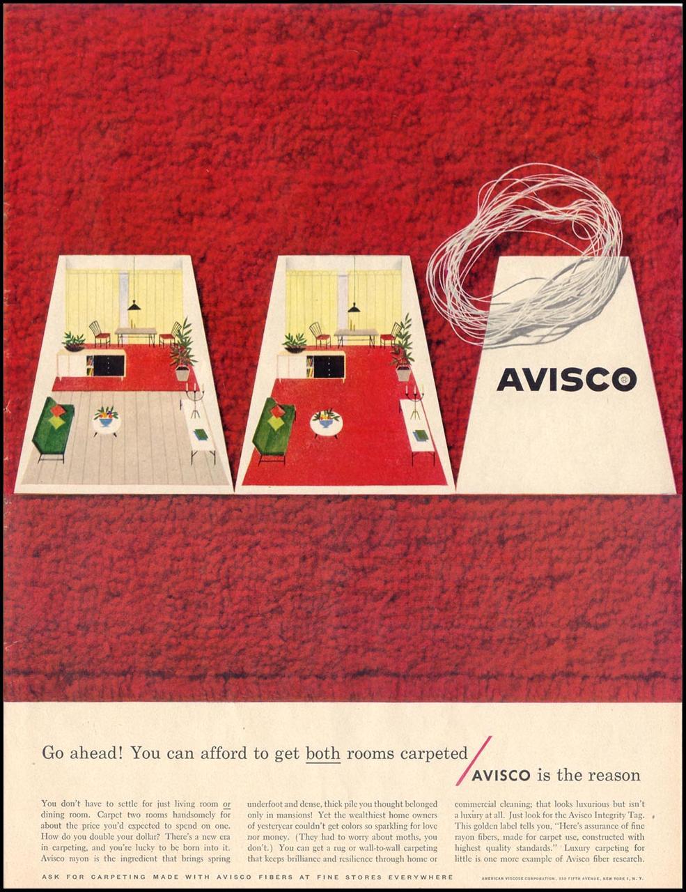 AVISCO FIBERS LIFE 11/14/1955 p. 151