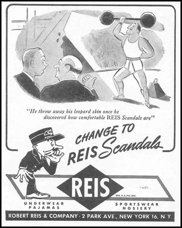 REIS SCANDALS LIFE 02/14/1944 p. 117