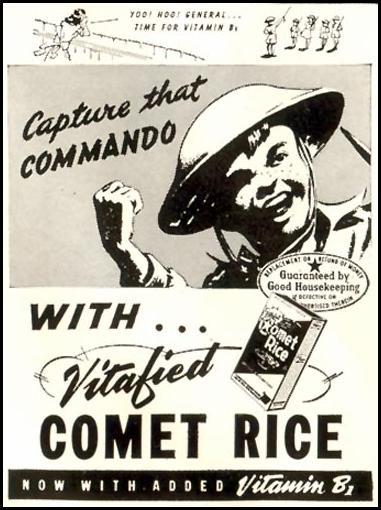 VITAFIED COMET RICE LIFE 11/30/1942 p. 116