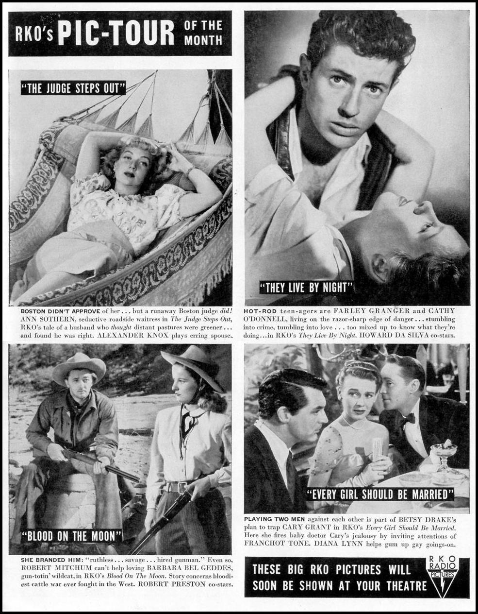 RKO MOVIES LIFE 11/15/1948 p. 11