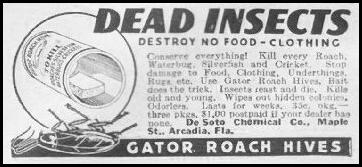 GATOR ROACH HIVES LIFE 06/22/1942 p. 82