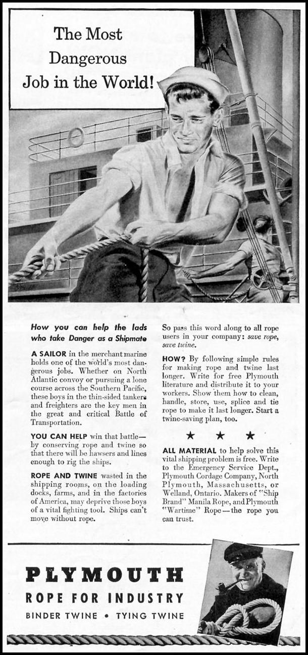 PLYMOUTH ROPE FOR INDUSTRY TIME 08/17/1942 p. 63
